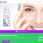Biovitanex online prodavnica   Tečna maska za lice
